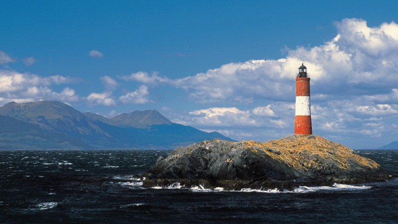 Ushuaia – The Lighthouse at the End of the World