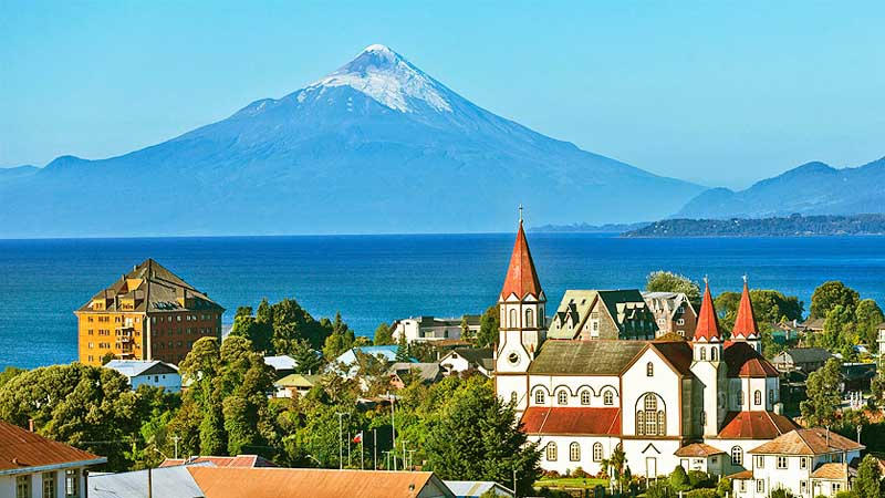 Puerto Varas – Bird's eye View